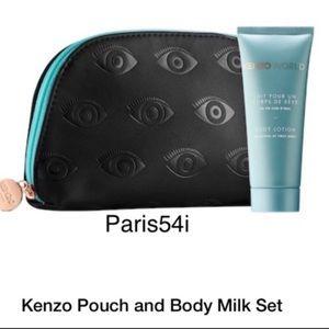 🖤New Kenzo bag & lotion